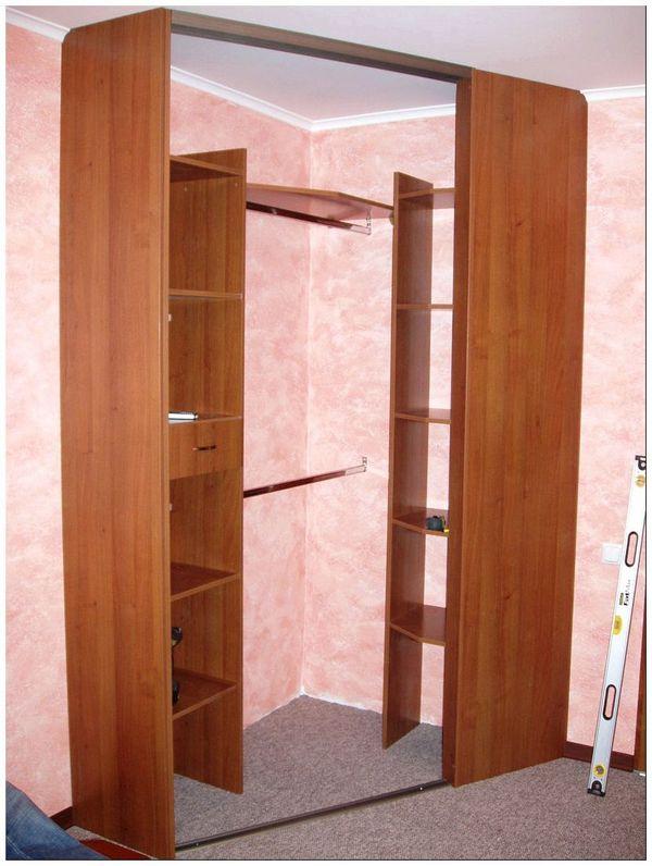 Угловой шкаф в спальню - 110 лучших моделей для интерьера спальни Строитель промышленник