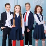 Школьная форма-2019 модные тененции, которые можно учесть