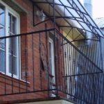 Каркас для крыши, остекления, обшивки балкона — инструкция, фото