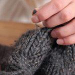 Как убрать катышки с шерстяной кофты