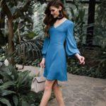 Фасоны рукавов для платья — 12 модных видов фото и описание