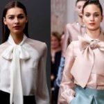 Модные блузы 2019 — тенденции, фасоны