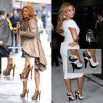 Любимые туфли знаменитостей какие бренды выбирают звёзды