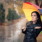 Попали в кожаной куртке под дождь как сохранить куртку