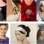 Как носить брошь Где расположить Как носить брошь на одежде Примеры создания образа с брошью разных