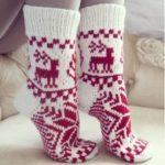 Сколько пряжи нужно на носки расход на мужские, женские, детские носки