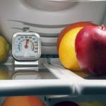Как правильно регулировать температуру в холодильнике