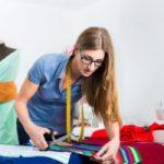 Как раскроить платье прямого покроя без выкройки Пошаговое руководство как раскроить и сшить
