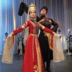 Адыгейский национальный костюм фото и отличительные черты