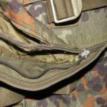 Замена молнии на рюкзаке куда обратиться, можно ли поменять самому