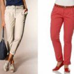 Что такое брюки-чиносы женские кому подходят чиносы