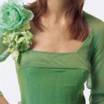 Цветы из ткани на платье своими руками пошаговая инструкция и советы