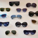 Формы солнцезащитных очков авиаторы, броулайнеры, вайфареры и другие