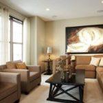 Как создать уютный интерьер гостиной с помощью дизайна окон