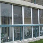 Раздвижные алюминиевые окна на балкон и веранду, цены