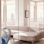 Стены из стекла в интерьере квартиры и дома, стеклянные стены в помещении