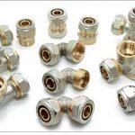 Выбираем фитинги для металлопластиковых труб