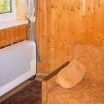 Азовый конвектор для балкона, отопление лоджии газом