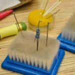 Инструменты для валяния из шерсти какие инструменты нужны для валяния из шерсти (фелтинга)