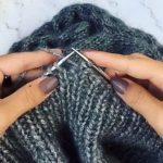 Как спрятать нитки при вязании спицами эффективные способы