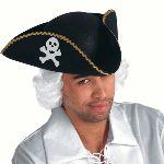 Как называется пиратская шляпа особенности пиратского костюма
