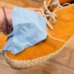 Как убрать клей с замши самые простые способы, средства
