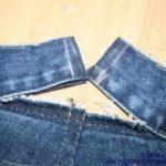 Как ушить брюки в поясе и в талии вручную, если они велики на 1-2 и более размера Уменьшаем пояс, в
