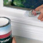 Выбираем современную краску для деревянных окон
