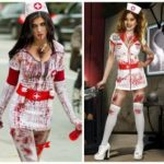 Костюм медсестры на хэллоуин своими руками фото и рекомендации