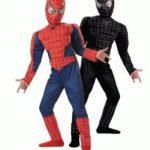Костюм паука своими руками для мальчика как сделать и что потребуется