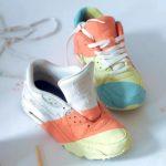 Чем покрасить подошву кроссовок методы отбеливания подошвы кроссовок (кед)