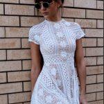 Летнее платье крючком как связать летнее платье крючком