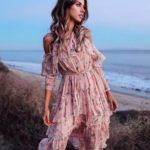 Летние платья 2019 года модные тенденции
