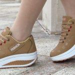 С чем носить кроссовки на платформе материалы и виды платформы на кроссовках