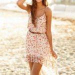 Модели летних платьев и сарафанов фасоны и особенности