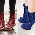 Женские ботинки – модные тенденции 2019 (фото) осенние, зимние, как выбрать, с чем носить