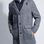 С чем носить мужское пальто стиль и фасон, цвет, тип фигуры и рост, обувь