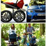 Детские коляски на разный возраст малыша, любые задачи