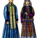 Национальный костюм бурятов — фото