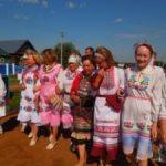 Национальный костюм марийцев — фото