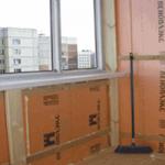 Способы и цены на остекление балкона или лоджии площадью 3 метра