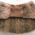 Как связать пояс из собачьей шерсти спицами материалы, инструменты