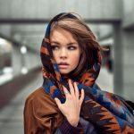 Как носить палантин на голове с курткой – как красиво завязывать палантин на голове (описание