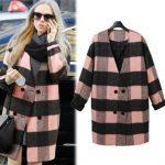 С чем носить пальто в клетку осенью (фото) клетчатый принт по типу фигуры, стилю, цвету; советы и