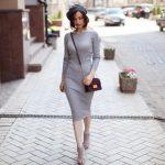 Фасоны платьев из трикотажа особенности и рекомендации по выбору