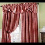 Как пошить шторы из бязи своими рукам — шьем шторы на кухню