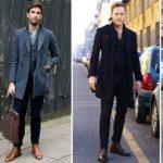С чем носить мужские ботинки челси Какому стилю они подходят С какой одежой комбинировать чёрные