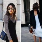 С чем носить платье в бельевом стиле Кому можно, кому нельзя Фасоны платья и с чем их комбинировать