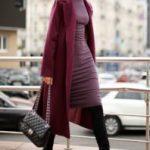 С чем носить трикотажное платье Дополняем различные фасоны другой одеждой, обувью, аксессуарами