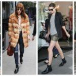 С чем носить женские ботинки челси С чем комбинировать их нельзя Сочетаем челси с юбкой, брюками,